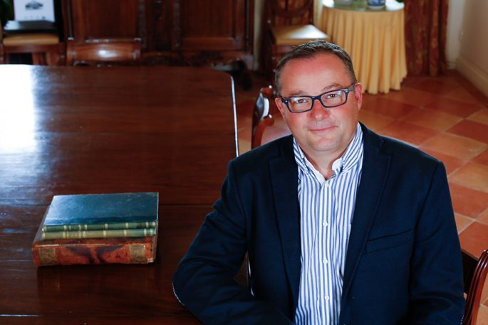 Maxwell-Baynes Bordeaux real estate agents Jean-Christophe Servant